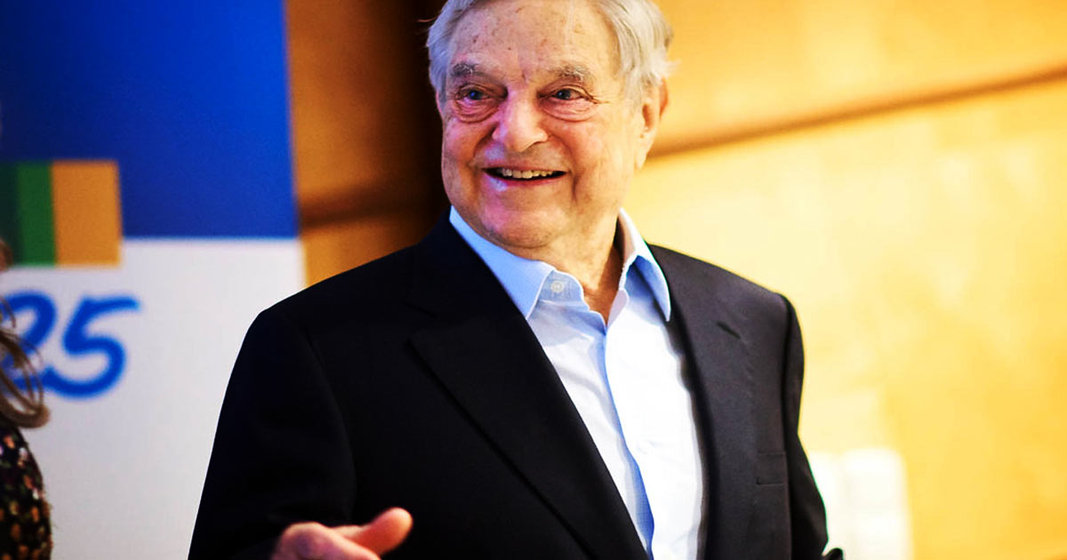 You are currently viewing George Soros Launches Campaign to Silence 'Climate Deniers' on YouTube!