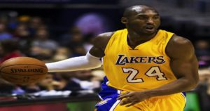 Kobe Bryant, dead at 41, 1-day after being passed by LeBron James in points scored, January 26, 2020