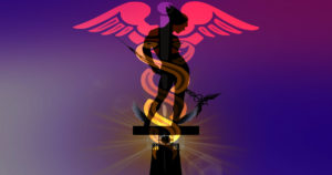 Meaning of the Caduceus Staff and the Ritual of the Serpent