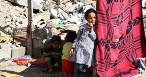 The World needs to know about the horrors of life in Gaza
