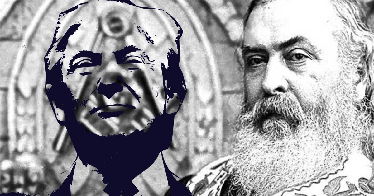 Is Trump Starting Albert Pike's WWIII? Google Answers