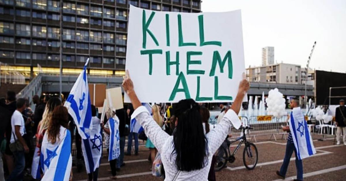 Israeli response to coronavirus provides more evidence of its racism