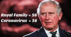 A Royal Ritual: Prince Charles, 71, tests positive for coronavirus, +Princess Diana déjà vu