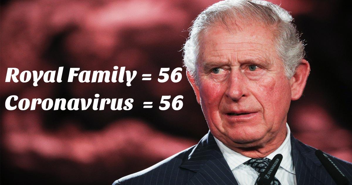 A Royal Ritual: Prince Charles, 71, tests positive for coronavirus, +Princess Diana déjà vu