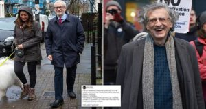 Jeremy Corbyn's Brother Claims Bill Gates And George Soros Are Behind Coronavirus
