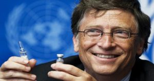 Bill Gates REFUSES to recommend nutrition (zinc, vitamin D, vitamin C) and instead focuses entirely on vaccines and police state tracking