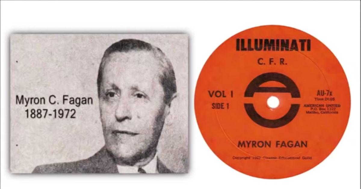 You are currently viewing Myron C. Fagan – Illuminati & CFR (1967)