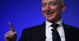 While people are struggling to make ends meet. Amazon boss Jeff Bezos adds $24bn to fortune