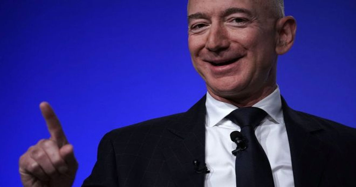 You are currently viewing While people are struggling to make ends meet. Amazon boss Jeff Bezos adds $24bn to fortune