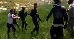 NGO: Israel settlers exploit coronavirus to increase violence against Palestinians