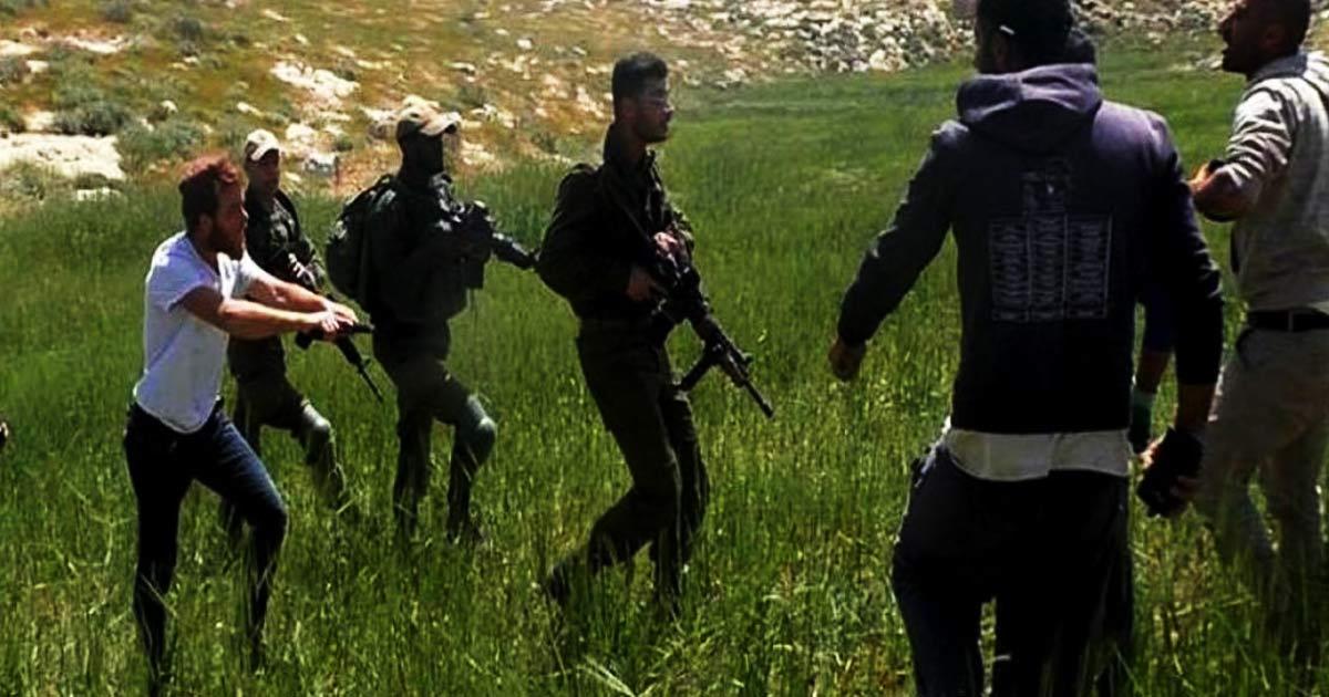 NGO: Israel settlers exploit coronavirus to increase violence against Palestinians