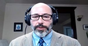 Read more about the article Dr. Kaufman Is Censored And Lost His Job But He Is Willing To Go To Jail To Resist: 'They Want To Genetically Modify Us With COVID-19 Vaccine'