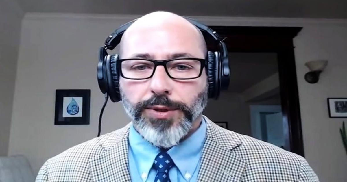 You are currently viewing Dr. Kaufman Is Censored And Lost His Job But He Is Willing To Go To Jail To Resist: 'They Want To Genetically Modify Us With COVID-19 Vaccine'