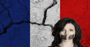 France's Determination To End Free Speech Knows No Limits