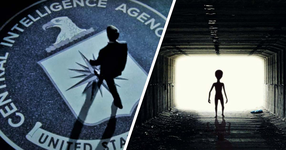 """You are currently viewing Forced & Faked Alien """"Abductions"""" Were Conducted By The CIA According To Renowned Researcher"""