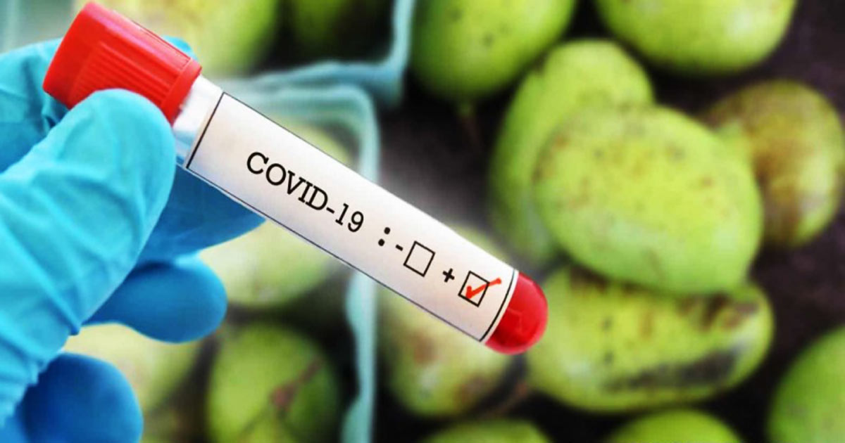 A Fruit Reportedly Tests Positive For COVID-19