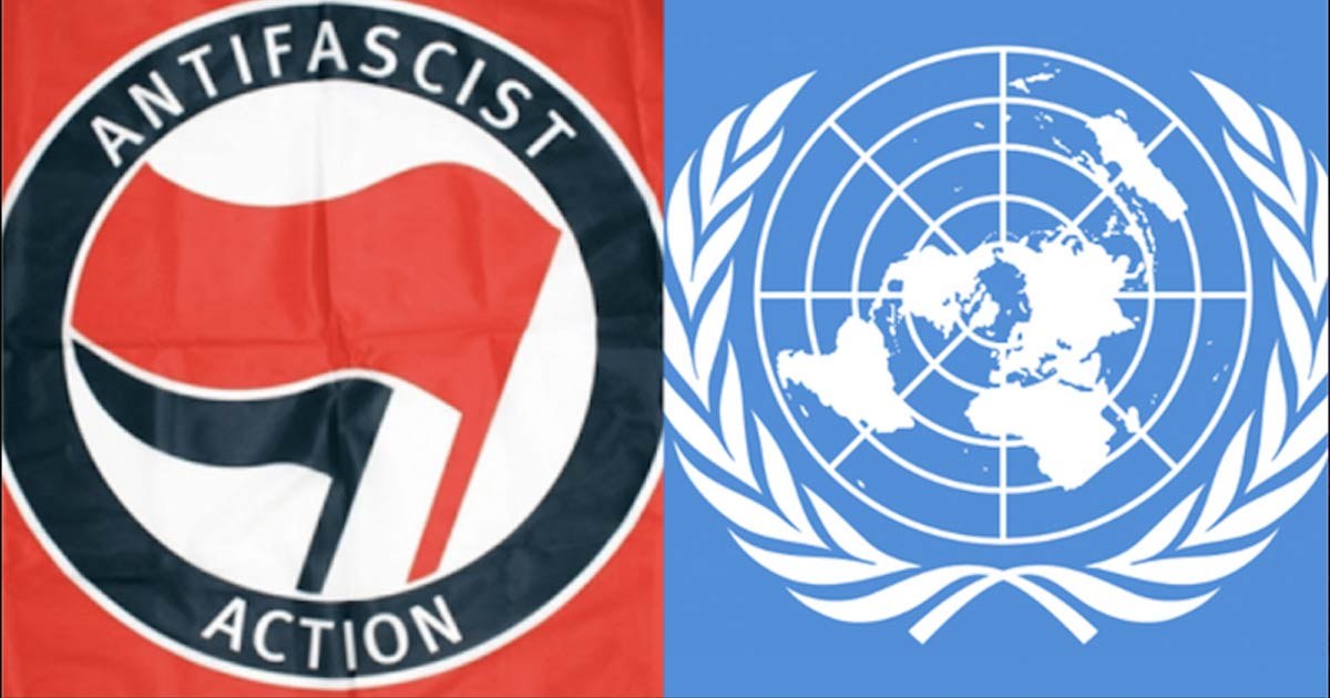 You are currently viewing United Nations Sides With Antifa Terrorists (It's Time To Defund The UN)
