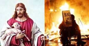 Who is Black Lives Matter's Next Terror Target? According to Some Activists, It is 'White Jesus'