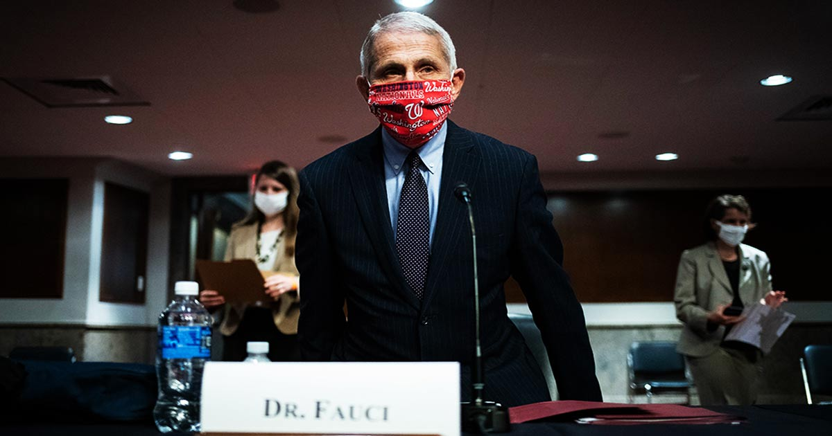 Under Anthony Fauci, foster children are being used as human guinea pigs in heinous medical experiments