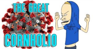 Cornholio Started as a Virus and Turned Into an IQ Test