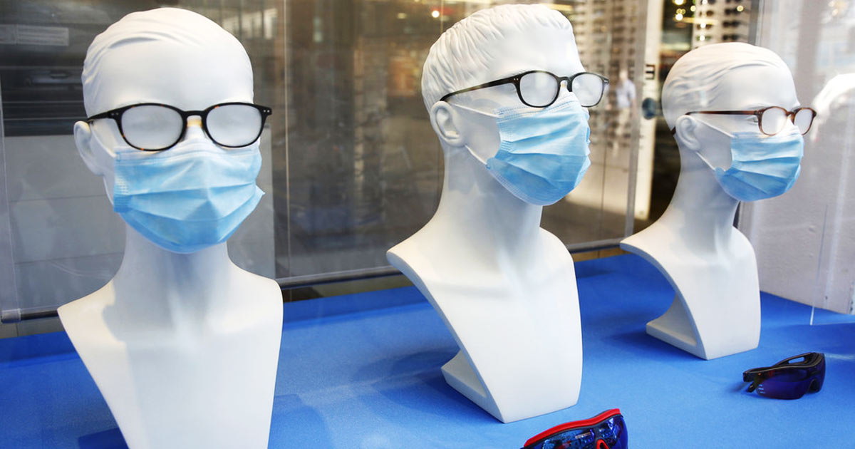 Masks are Covid-19 'new normal' and those refusing them should be SHAMED like drunk drivers, says Royal Society chief