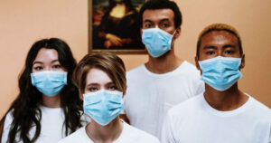 Researchers Say Prolonged Mask Use Causes Psychological Discomfort, Physical Fatigue
