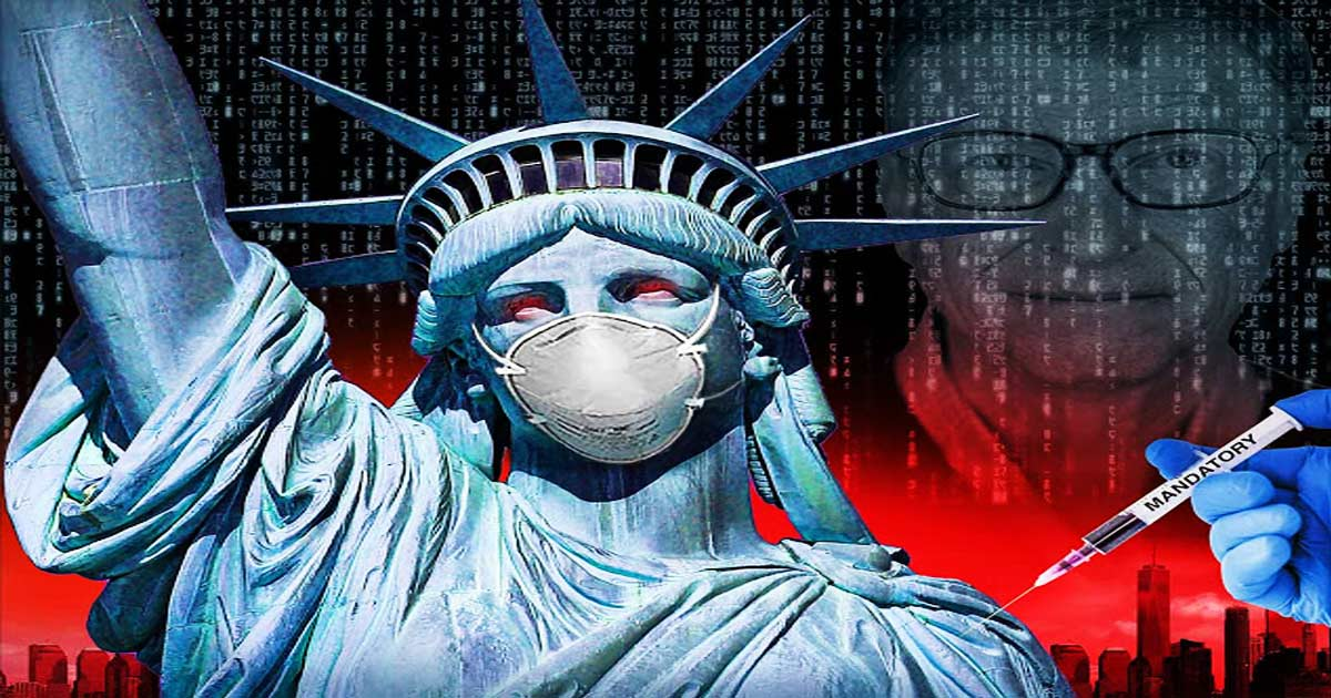 You are currently viewing Where Do We Draw the Line? At Wearing Masks or Taking Vaccines?