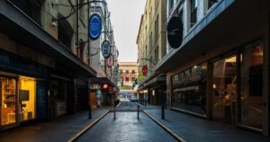 Letters From Melbourne, a 'Ghost Town Police State' Under Brutal Covid Lockdown