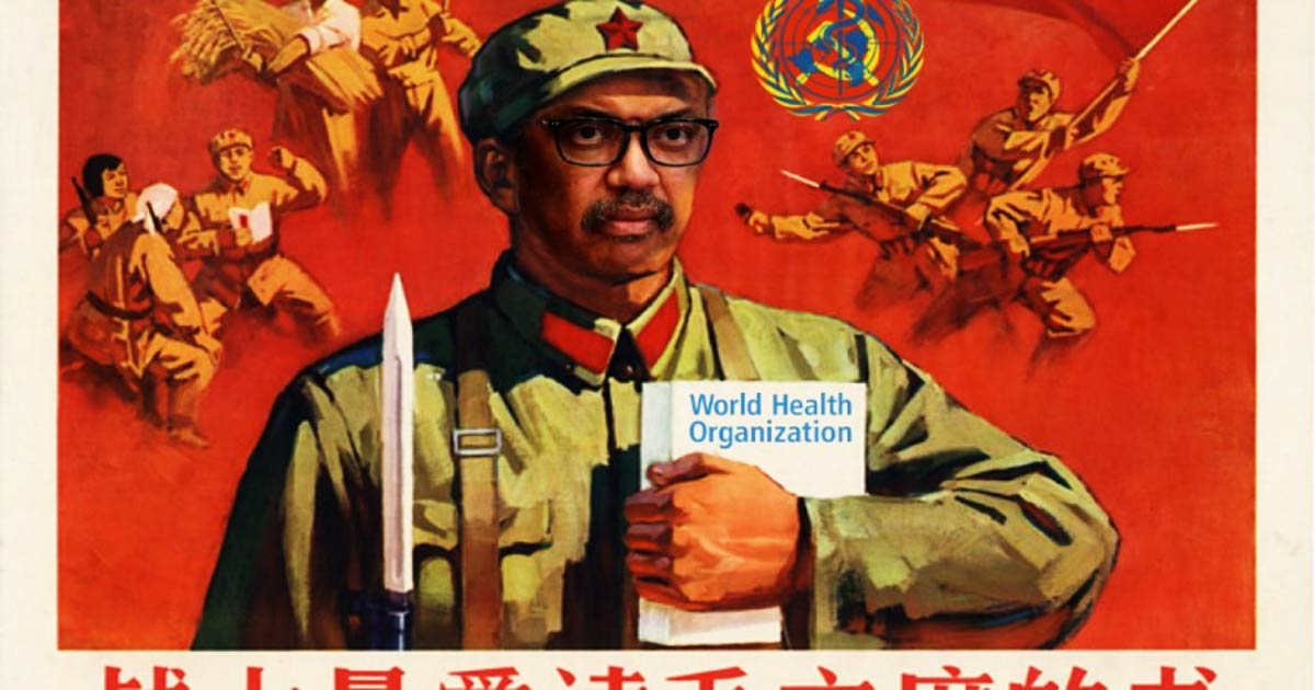 You are currently viewing Who is Tedros Adhanom? World Health Organization's Gay Terrorist who wants to Lock you down