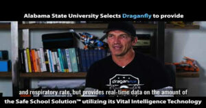 Read more about the article Universities Are Using DraganFly Thermal Imaging/Heartbeat Monitoring Scanners And Drones
