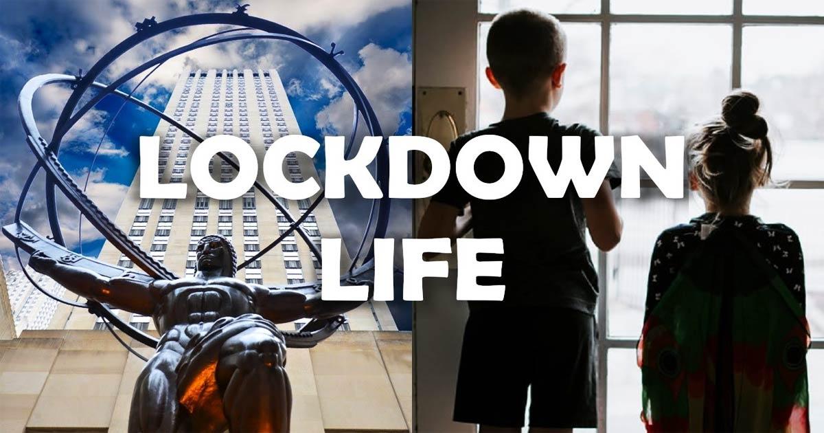 2013 Rockefeller Paper Envisaged Global Lockdown
