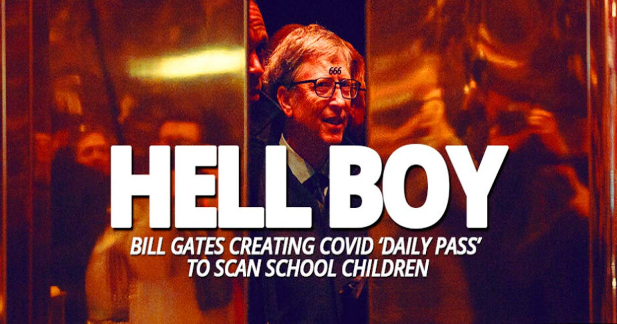 You are currently viewing Microsoft and Bill Gates Working with Los Angeles Public schools to create a COVID QR Code 'DAILY PASS' for Children that Scans to allow them Access