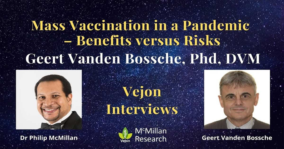 Former Gates Vaccine Scientist: COVID Vaccination Campaign Will Lead To Mass Genocide