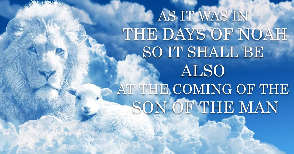 The Days of Noah and the Age of Apostasy