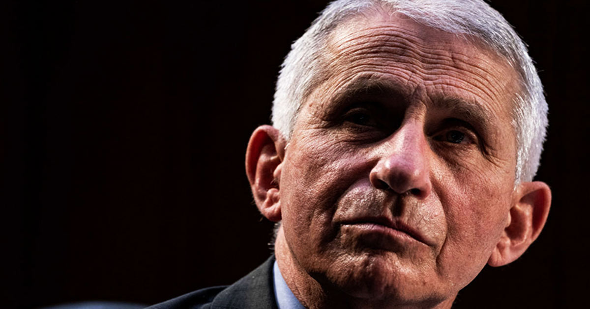 Fauci Claims Babies, Toddlers Need To Be Vaccinated For Herd Immunity; Touts 2022 As Viable Timeline