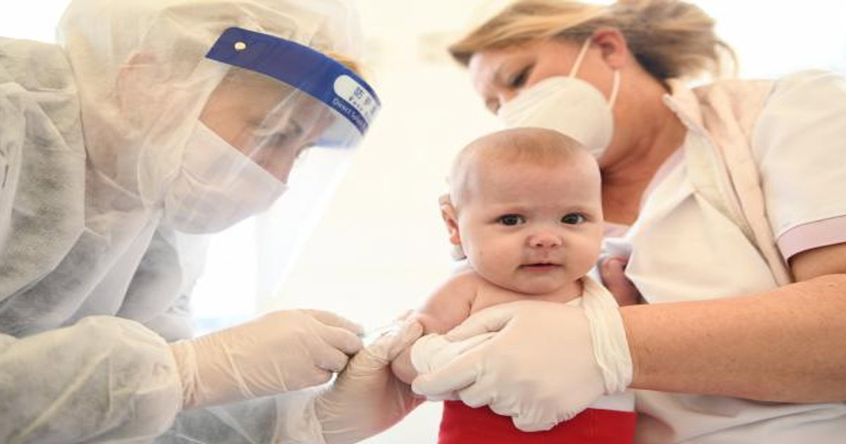 Gary D. Barnett – Your Children are Vaccine Guinea Pigs