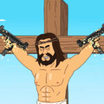 VIDEO: Netflix Cartoon Mocks NRA with 'Blasphemous' Jesus Who Loves Guns, Sex