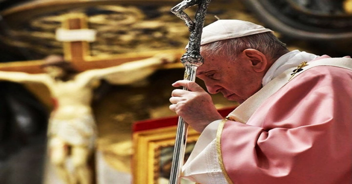 You are currently viewing Pope Francis Calls For 'New World Order' For Post-Pandemic World