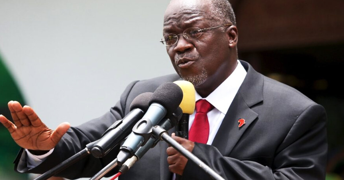Tanzanian President Who Was Skeptical And Critical Of Western Vaccines DEAD After Missing For Two Weeks