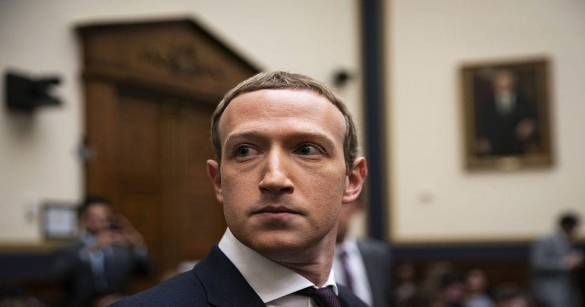 """Mark Zuckerberg Announces New Method That Will Identify """"Good Vaccinated Citizens"""" On Facebook"""