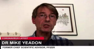 """Former Pfizer Chief Scientific Officer on Experimental COVID Injections: """"I Have Absolutely no Doubt that we are in the Presence of Evil"""""""