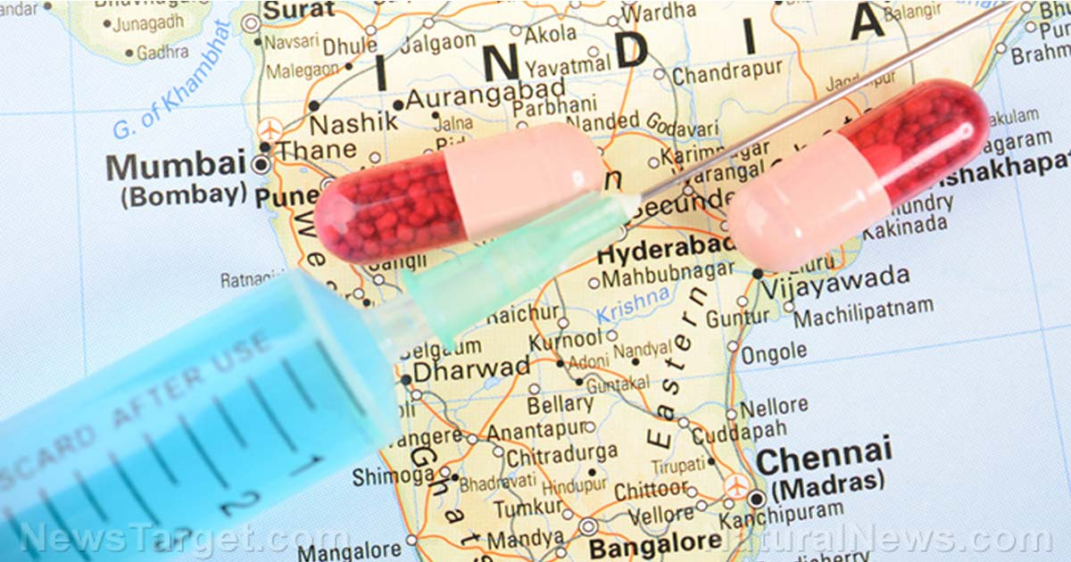 You are currently viewing The role of vaccinations in India's SURGING death rate can no longer be denied