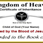 """The Seal and Mark of God is Far More Important than the """"Mark of the Beast"""" – Are You Prepared for What's Coming?"""