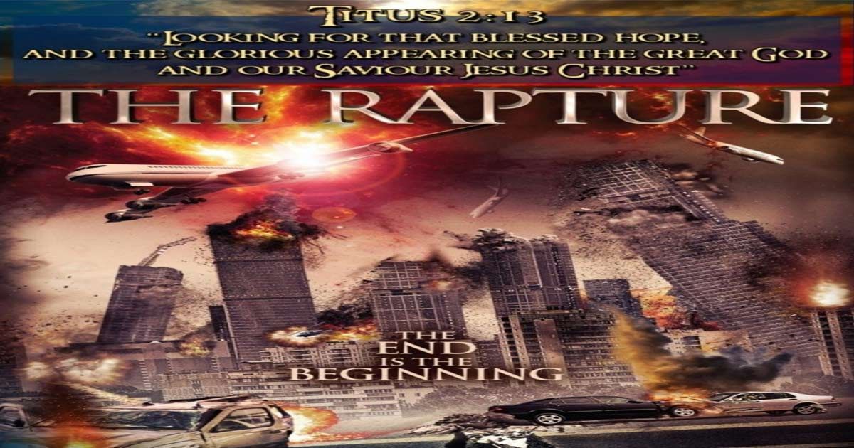 You are currently viewing The RAPTURE : The Event That Will SHOCK And ROCK The World!