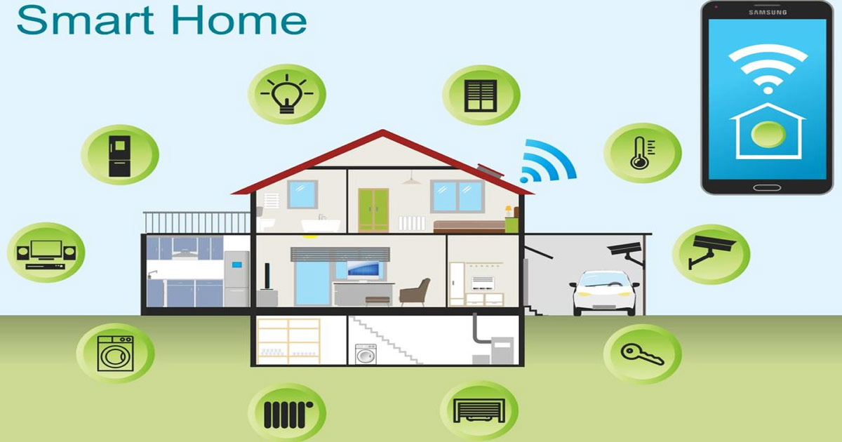 """You are currently viewing Smart Tech Expert: Future """"Smart Homes"""" Will Include Sensors in Clothing, Furniture, etc. Connected to Hazardous """"Smart"""" Meters"""