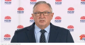 Disturbing! Australia Health Minister: 'We've Got To Accept That This Is The New World Order,' As Harsh COVID Lockdowns Imposed