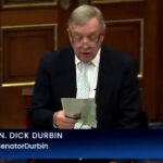 VIDEO: Senator Dick Durbin Says 'We Have Millions Who've Died Across The World By This Vaccine,' Bungling His Own Pro-Vax Rant