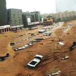 EARTH IN TRAVAIL: Extreme weather wreaks havoc worldwide producing record floods, droughts, famines, fires and plagues