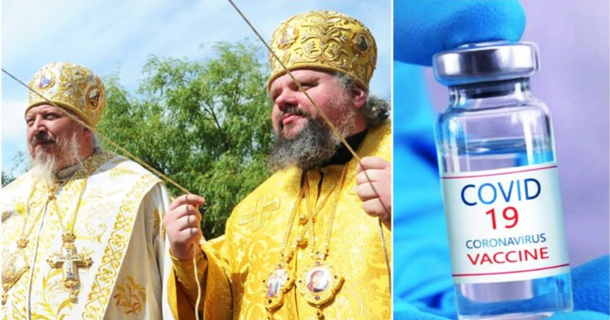Russian Orthodox Church Claims It is a 'Sin' to Deny COVID Jab and Those Who Refuse Must Spend Their Lives in Repentance