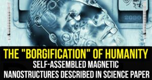 """Read more about the article COVID vaccines and the self-assembled magnetic Nano systems"""" for cybernetic biocircuitry interface, including """"DNA hydrogel"""" tech"""